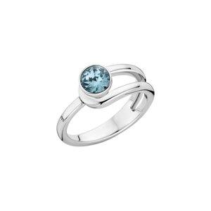 Taheera Ring Melano Twisted Silver