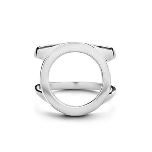 Friends Cover ring Silver