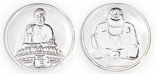 Big Buddha - Buddha Silver Mi Moneda