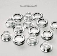 Zilveren kernen voor Trollbeads